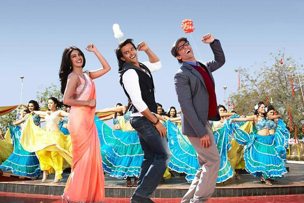Krrish 3 song God allah aur bhagwan: Extremely disappointing!