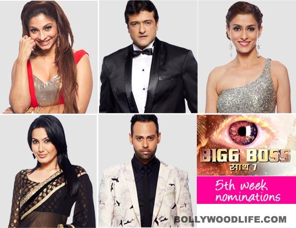 Bigg Boss 7: Armaan Kohli, Tanishaa Mukherji, Shilpa Agnihotri, Kamya Punjabi, VJ Andy - Who do you want to see out of the house? Vote now!