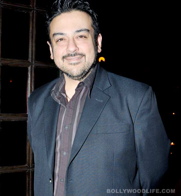 Adnan Sami issued notice for overstaying in India