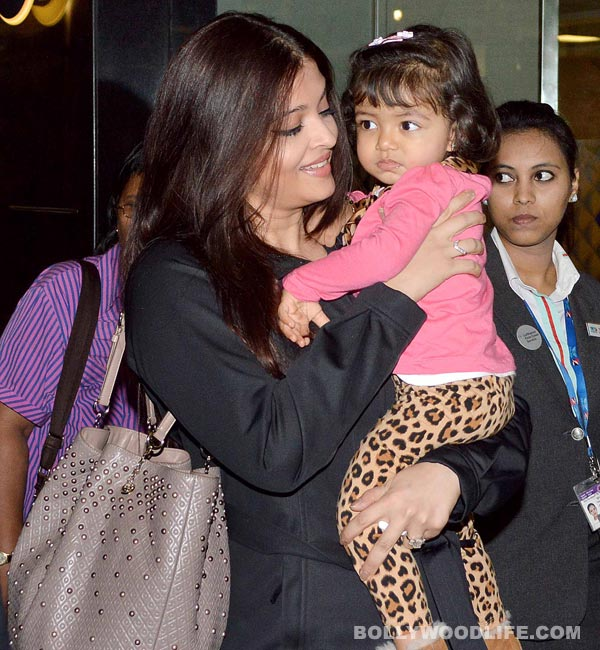 Is Aishwarya Rai Bachchan planning a second child?