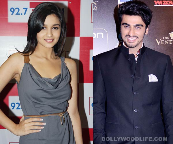 Has Alia Bhatt and Arjun Kapoor's relationship gone kaput?