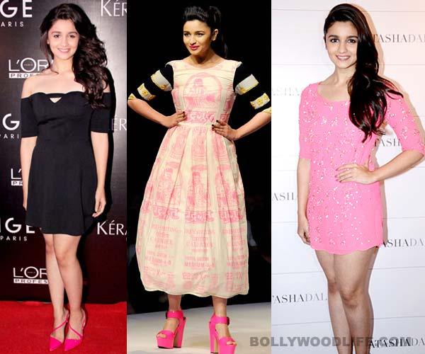 Is Alia Bhatt turning fashion designer?