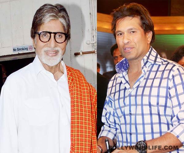Amitabh Bachchan: Cricket won't be the same without Sachin Tendulkar