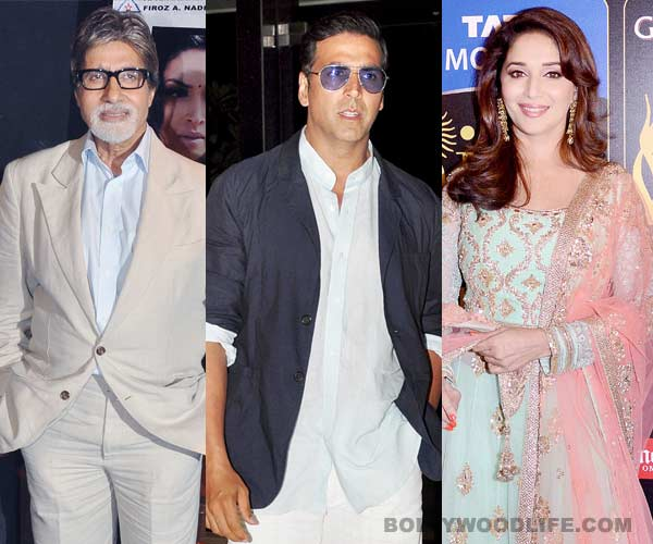 Amitabh Bachchan, Akshay Kumar, Madhuri Dixit express concern for the victims of Cyclone Phailin