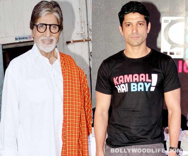 Will Amitabh Bachchan and Farhan Akhtar work together again?