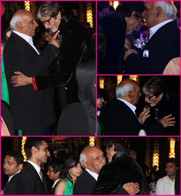 Why is Amitabh Bachchan quiet on Yash Chopra's first death anniversary?