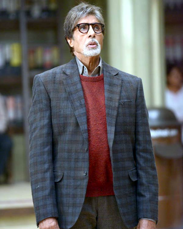 Amitabh Bachchan's look in Bhootnath 2 revealed!