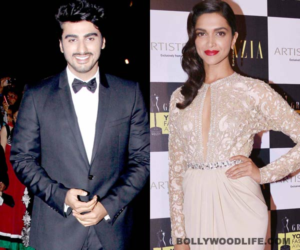 Is Deepika Padukone stopping Arjun Kapoor from signing other films?