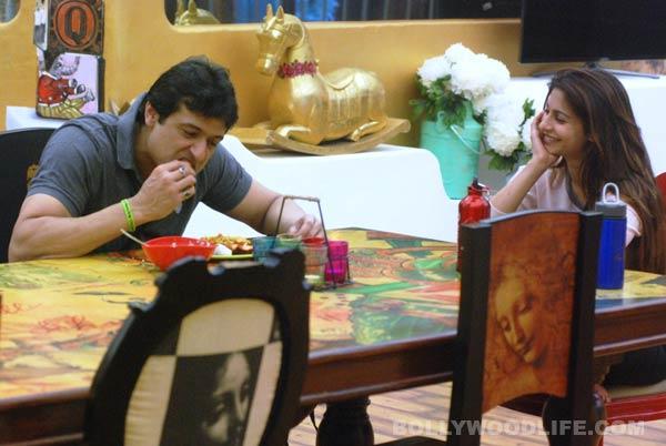 Bigg Boss 7 diaries day 29: Is Tanishaa Mukherji ignoring Armaan Kohli after being warned by Salman Khan? View pics!