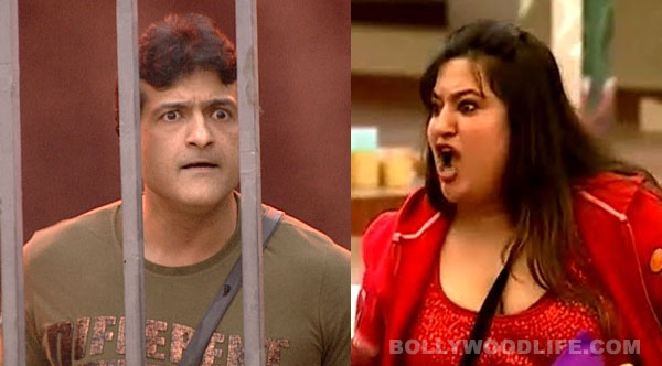 Bigg Boss 7: Is Armaan Kohli aping Dolly Bindra in the house?
