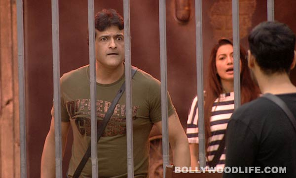 Bigg Boss 7: VJ Andy and Armaan Kohli get into an abusive fight