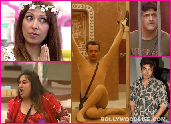 Bigg Boss 7 Halloween special: Who are the scariest characters in the house?