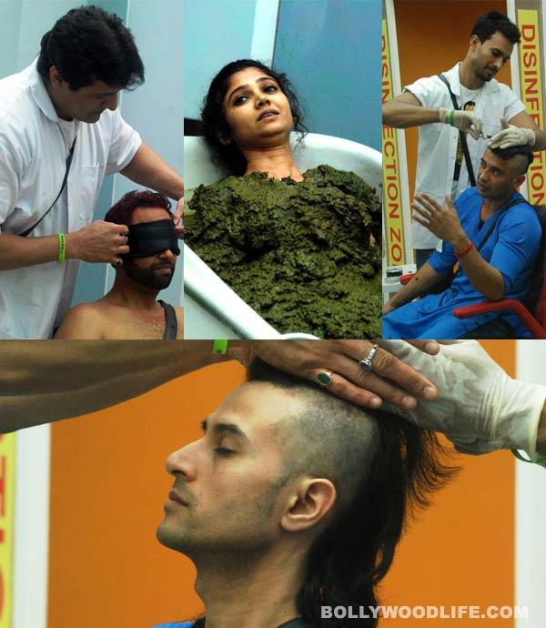 Bigg Boss 7: Ratan Rajput, Pratyusha Banerjee, Apurva Agnihotri and Sangram Singh become guinea pigs