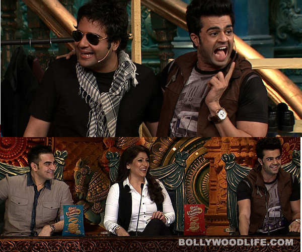 Comedy Circus Ke Mahabali: Manish Paul from contestant to celebrity!