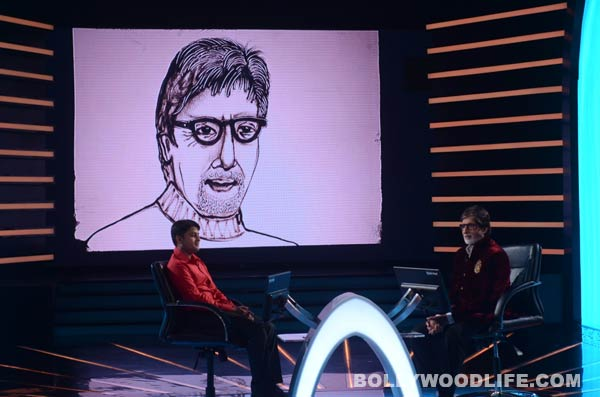 KBC 7: What did Amitabh Bachchan get on his birthday?