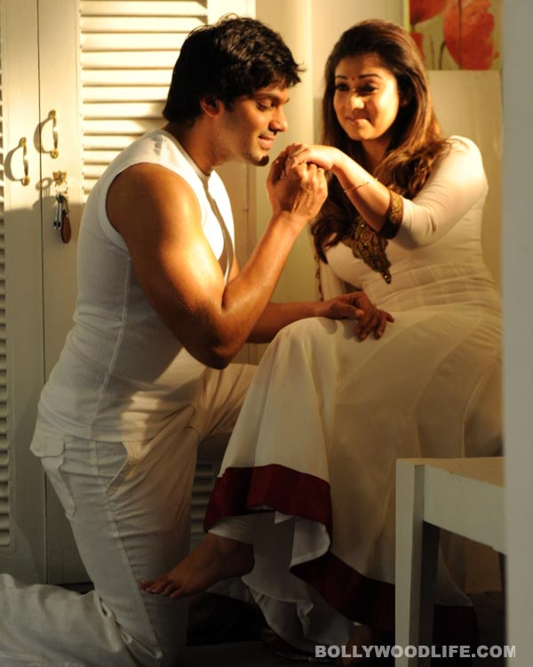 Raja Rani movie review: Arya, Nayanthara impress in a love story with a difference