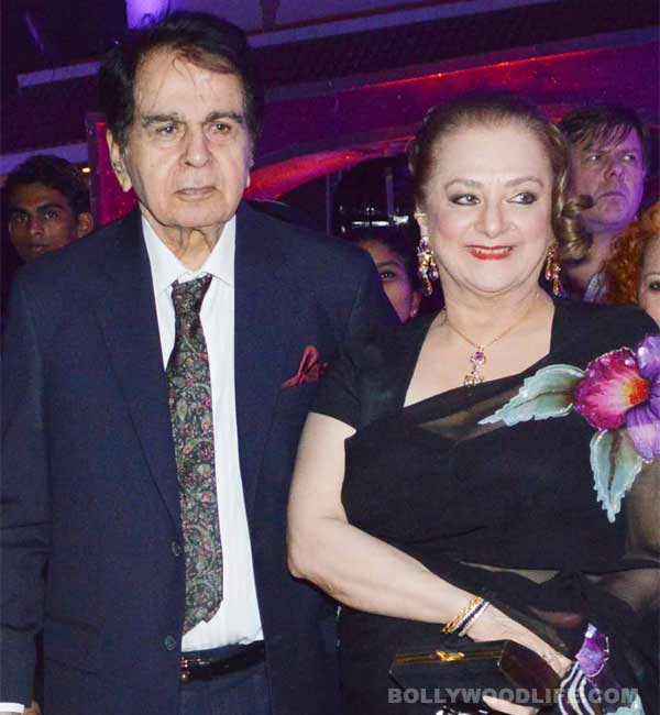 Dilip Kumar And Saira Banu Celebrate Their 47th Wedding Anniversary Today