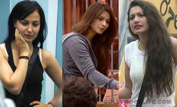 Bigg Boss 7: Is Tanishaa Mukherji creating a rift between Gauahar Khan and Elli Avram?
