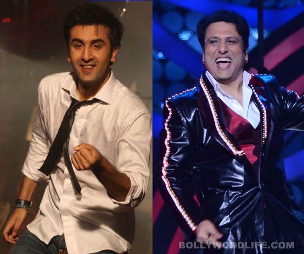 Ranbir Kapoor excited to play Govinda's son in Jagga Jasoos!