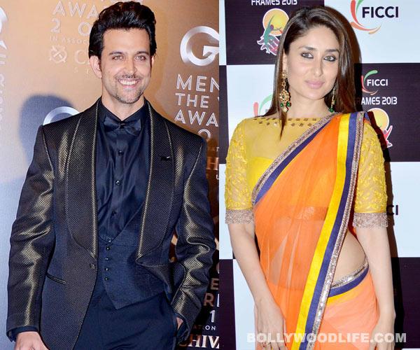 Manish Malhotra to design for Kareena Kapoor and Hrithik Roshan in Shuddhi