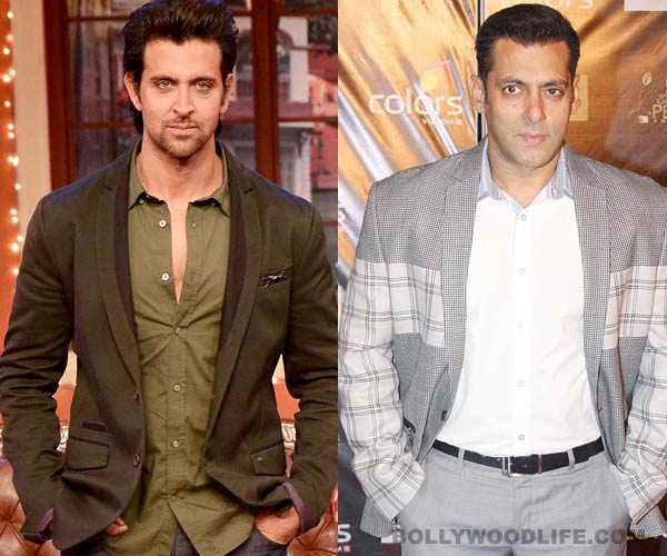 Why did Hrithik Roshan choose Kapil Sharma over Salman Khan?