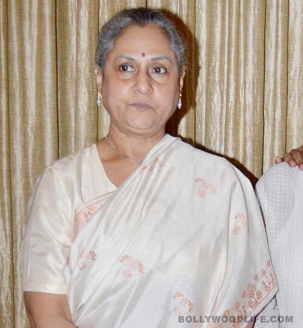 Jaya Bachchan: Kya Aishwarya Aishwarya bula rahe ho, tumhare class mein padhti thi kya?