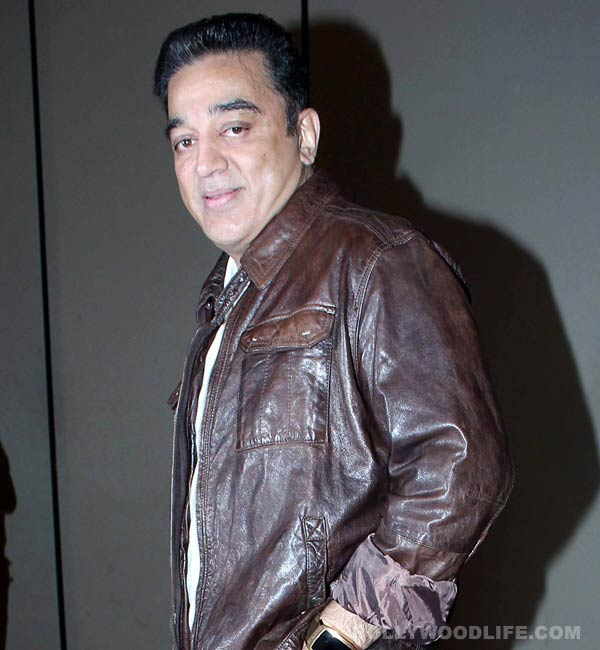 Kamal Haasan: If I am threatened or troubled again as an artiste, I can leave the country