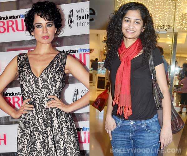Will Kangna Ranaut and Gauri Shinde team up for a film?