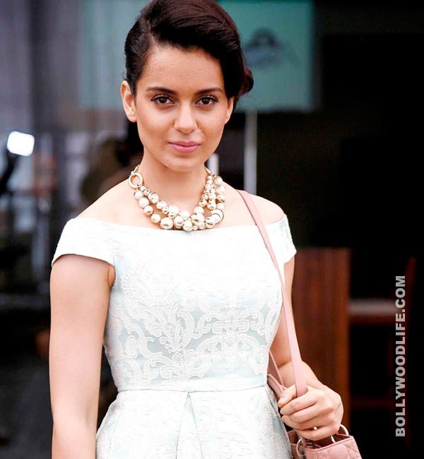 Kangna Ranaut: I have no issues with Rakesh Roshan, but had differences with Anurag Basu!