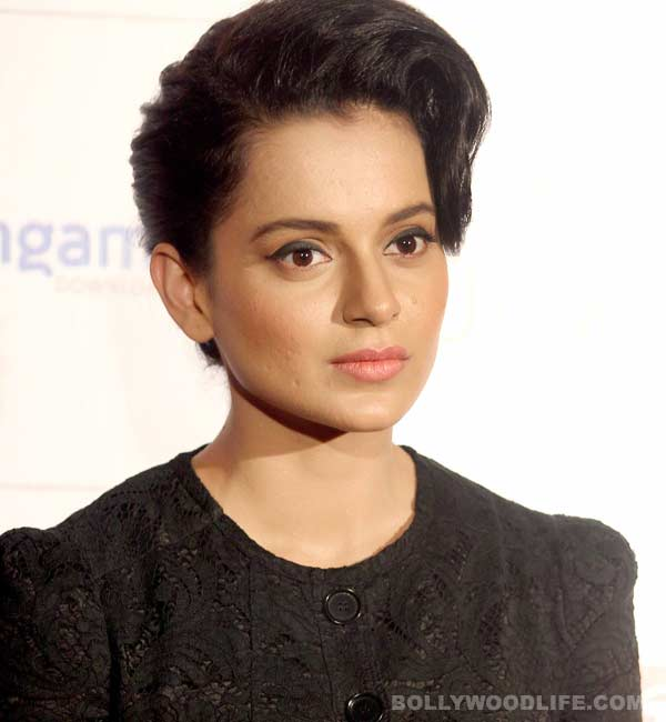Kangna Ranaut is worried for Mumbai!