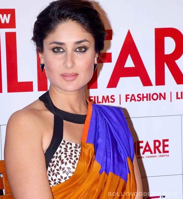 Why is Kareena Kapoor Khan angry?