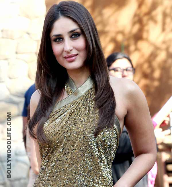 Will Kareena Kapoor-Sanjay Leela Bhansali team up for Gabbar?