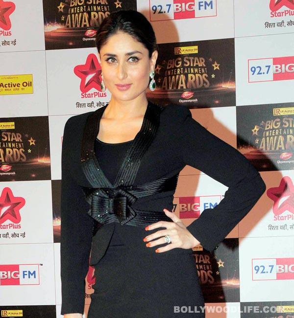 What might make Kareena Kapoor Khan insecure?