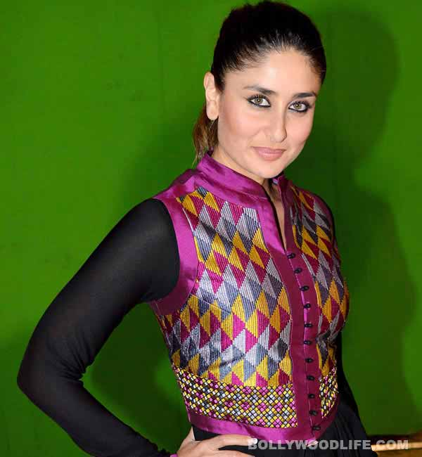 Has marriage made Kareena Kapoor Khan less enthusiastic about movies?