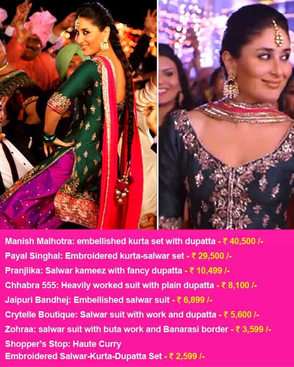 Want to look like Kareena Kapoor Khan?