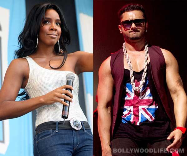 Will Kelly Rowland sing with Yo Yo Honey Singh?