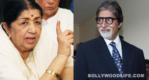Lata Mangeshkar to honour Amitabh Bachchan with Hridaynath Award