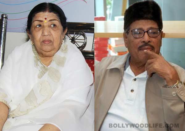 Lata Mangeshkar reminisces golden days with Manna Da!