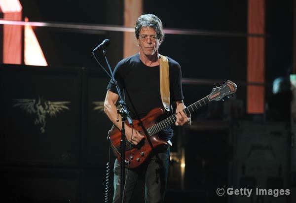 Rock legend Lou Reed passes away!
