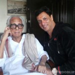 Madhur Bhandarkar gets to meet his all time favourite director Mrinal Sen