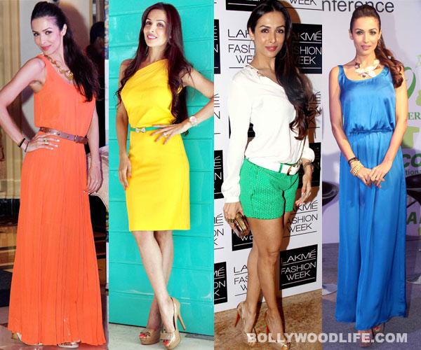 Birthday Special: Malaika Arora Khan's style decoded!