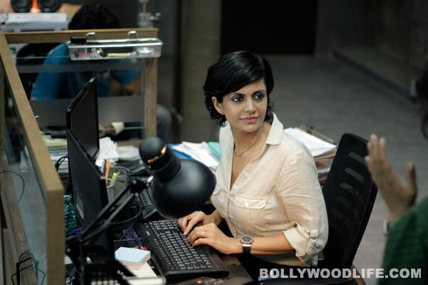 Mandira Bedi: My role in `24' is tailor-made - I'm quite weird-looking to be a saas or a bahu!