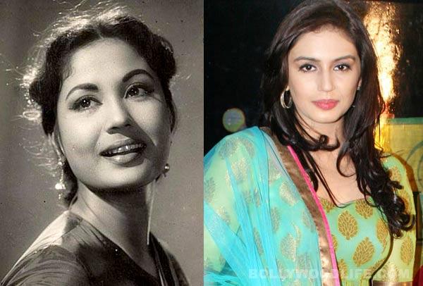 Can Huma Qureshi convince as Meena Kumari?
