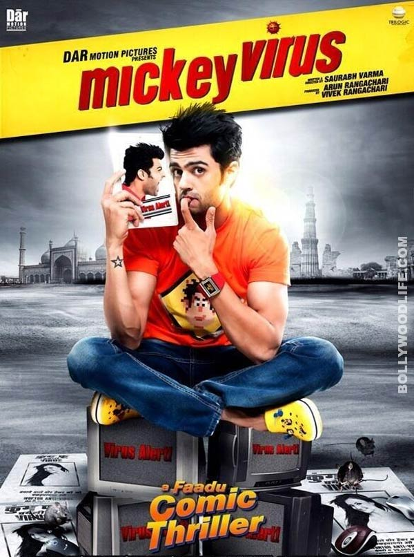 Mickey Virus box office: Manish Paul's debut gets a decent start