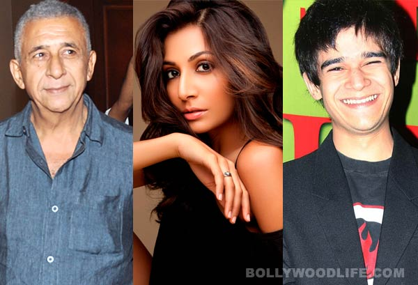 Monica Dogra all set to work with Naseeruddin and Vivaan Shah