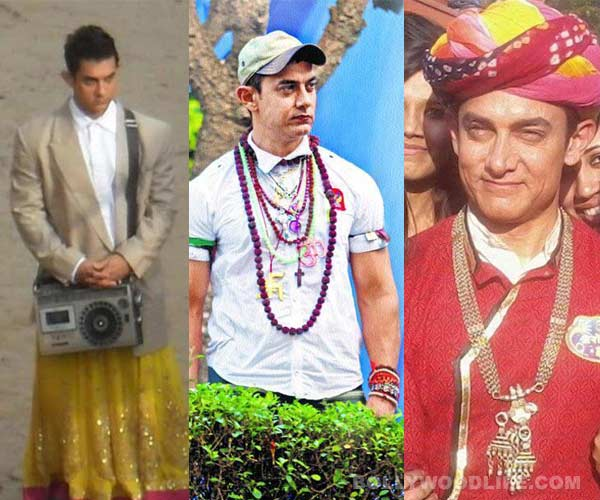 What is Aamir Khan's P.K. all about? - View pics!