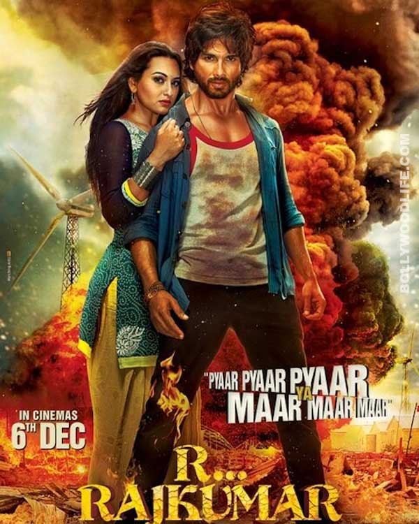 Is Shahid Kapoor not good enough to be called Rambo?