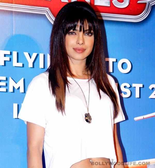 Is Priyanka Chopra the most spontaneous actor in B-town?