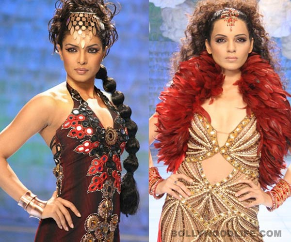 Does Priyanka Chopra feel threatened by Kangna Ranaut?