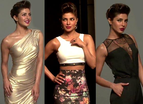 Is Priyanka Chopra the ultimate glam doll?